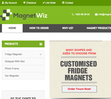 magnetwiz website